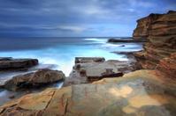 Terrigal Haven view to Skillion NSW Australia