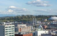 downtown tacoma, washington