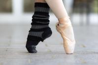 Dancing Ballet Slippers