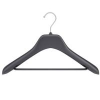 Plastic clothes hanger