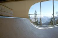 Indoor Skateboard Ramp