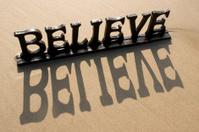 believe letters