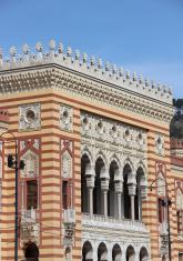 National library, Sarajevo