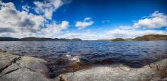 Norway Farris lake