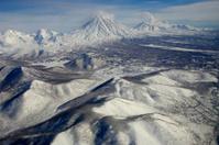 Volcanoes of Kamchatka Peninsula