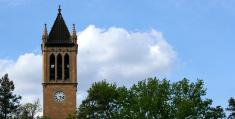 Clock Tower landscape