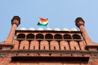 Red Fort New Delhi, India