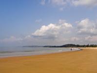 India, Goa, beach,