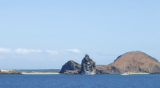 Pinnacle Rock--Bartolome Island, Galapagos Islands
