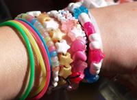 Teenage jewellery