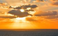 Algave sunset