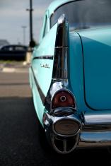 Fin, Chevy 57