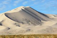 Eureka - a  sand dune at sunrise