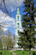 High bell tower