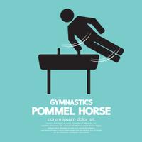 Pommel Horse Gymnastics