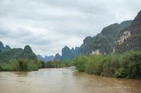 Lijiang River scenery