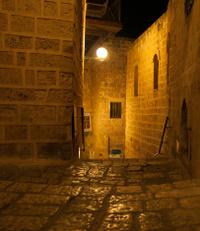 Old Java Streets