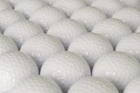 Backgrounds: Golf Balls