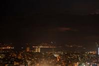 nightview at prince islands near istanbul turkey