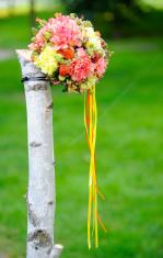 Splendid Bridal Bouquet
