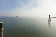 harbor at the german island Hiddensee