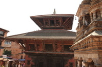 Bhaktapur Tempelstadt in Kathmandu Nepal