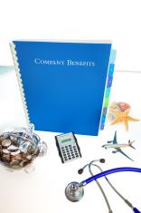 Corporation Employee Benefits Vertical