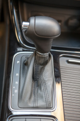 Selector of an automatic transmission gear in vehicle