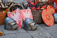 Middle Ages market