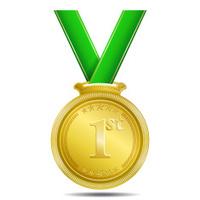 1st Position Gold Medal