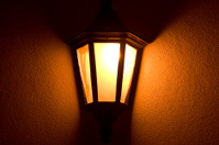 Old style lantern