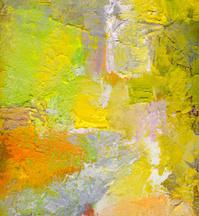 abstract art impasto