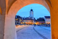 Council Tower, Sibiu, Romania
