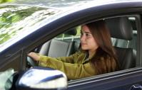 Teen Driving Car