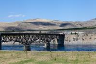 Bridge and Barren Hills