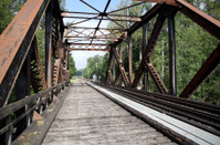 Railroad Trestle