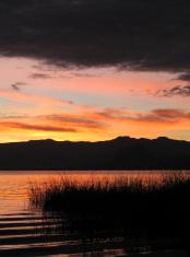 Sunrise over Lake Atitlan2