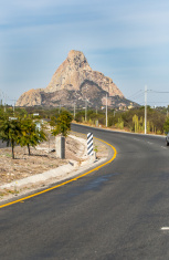 Bernal Monolith Road