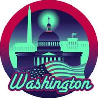 Washington DC Symbol