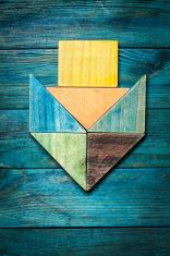 나무 조각 패턴 스톡 사진 - FreeImages.com