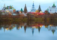 Russia. Moscow. Izmailovo Kremlin.