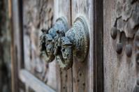 Ancient Door Knobs