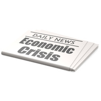 Newspaper economic crisis