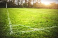 Soccer corner field