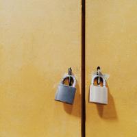 Locker and lock