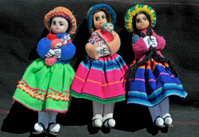 Dolls, Peru