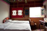 Tibetan residential indoor