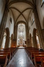 Fraziskanerkirche in Salzburg
