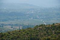 Countryside scene - fields