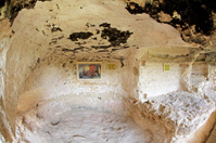 ALADZA rock monastery, Bulgaria